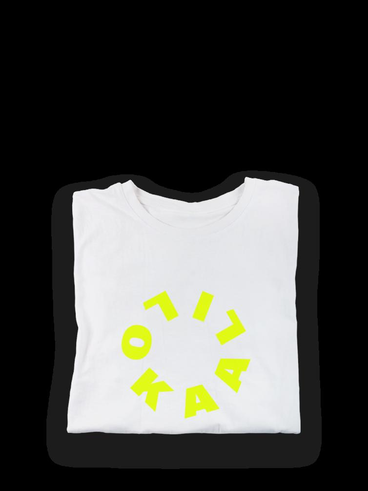 Lokaali T-paita neon