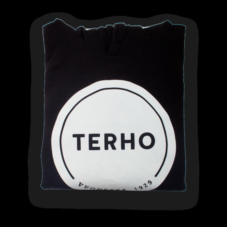 Terho-huppari musta